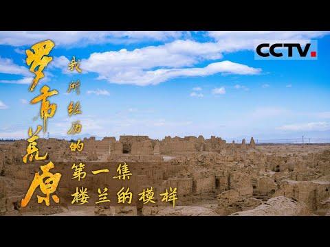 中國-我所經歷的羅布荒原