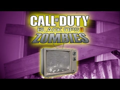Black Ops 2 ZOMBIES TEASER TRAILER