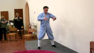 Dr. HC Yuen: Tao Style of Standing Practice of Qi 2012/11/24