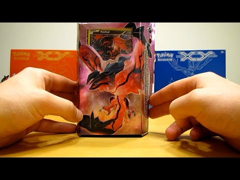 Pokemon X and Y Destruction Rush Deck Review and Giveaway