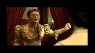 Clip from Dorian Gray 2011 with Caroline Goodall as Lady Radley, Ben Barnes as Dorian