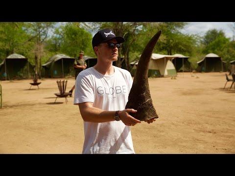 Rhino Poaching - Behind The Scenes