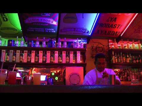 Recetas de bebidas : Cómo preparar un Kamikaze