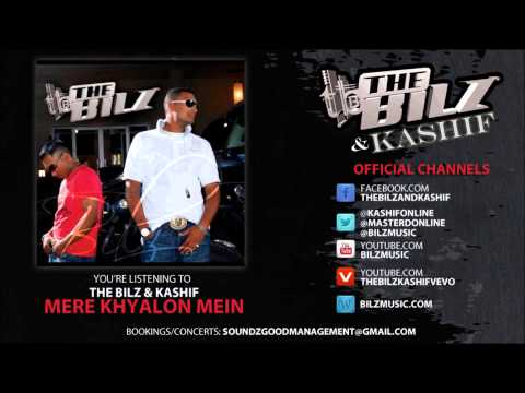 The Bilz & Kashif - Mere Khyalon Mein (official Song) video