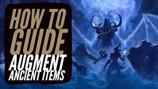 Diablo 3 - How To Augment Ancient Items