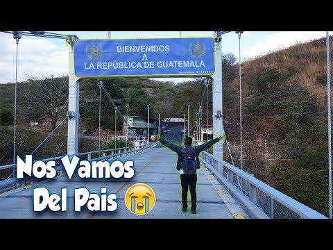 Viajando a Guatemala 🇬🇹 😲