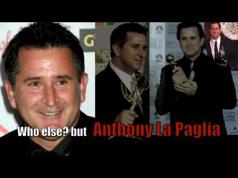 Anthony LaPaglia - a tribute and celebration Video