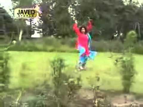 Pashto Lady Dancing To a Pashto Song ( Insane Crazy Lady) (FAT)