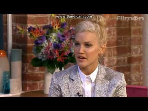 Ashley Roberts Interview on This Morning (January 29, 2013)