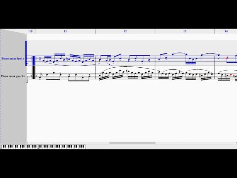 Jean-Sébastien BACH - Prélude / Prelude (Noteworthy Composer 2)