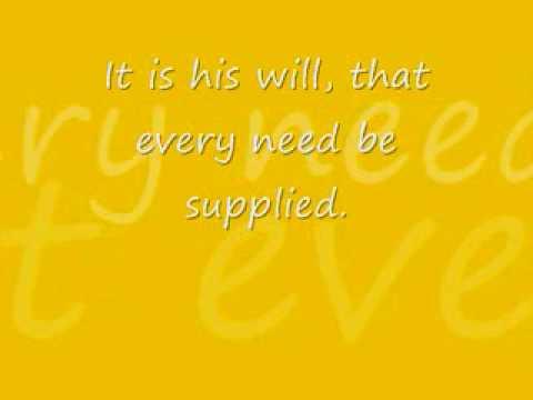 Hezekiah Walker - I Need You To Survive
