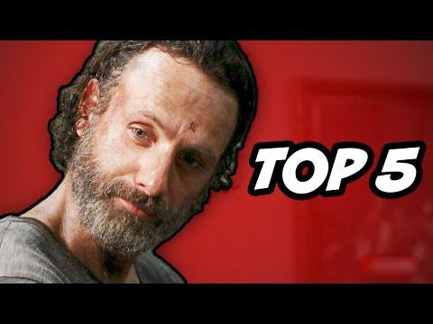 Walking Dead Season 5 Episode 3 - TOP 5 WTF Moments