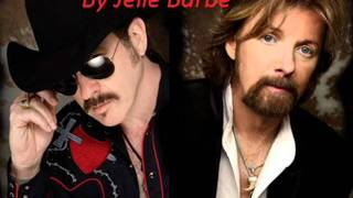 Watch Brooks  Dunn Way Gone video