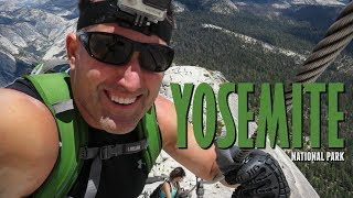 Yosemite N.P. - How to Hike Half Dome (Vlog/Park #20)