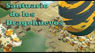 Misiones de la Historia de Wakfu Capitulo 8 (parte 1) Santuario de los Dragohuevos