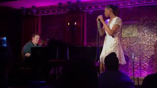 Once on this Island's Hailey Kilgore sings I'm Here