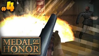 Medal of Honor ? Walkthrough Playthrough (Full Game) ? Cap. 4