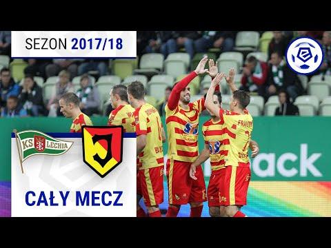 Lechia Gdańsk - Jagiellonia Białystok [1. Połowa] Sezon 2017/18 Kolejka 09