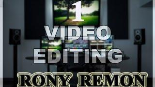 How To ulead video studio bangla tutorial -1