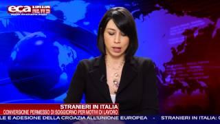 Eca Italia News - mobilità internazionale - ed. febbraio 2014