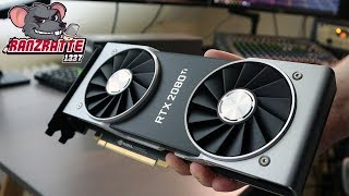 GeForce RTX 2080 Ti (Founders Edition) - Erstmal auspacken! | Ranzratte1337