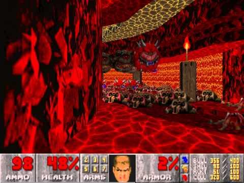 Doom 2 Nochance UV-Max in 39:59