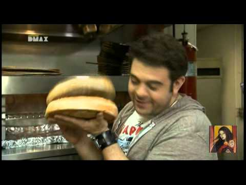 Man vs Food – Il Sasquatch