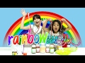 Rainbow Glitter Slime Challenge with Romaria MP3