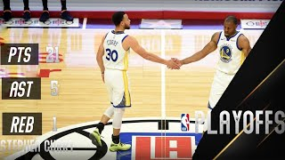 Stephen Curry - Full Highlights Vs angeles Clippers - Game 3 - Playoffs 2019 - Warriors - 18/04/2019