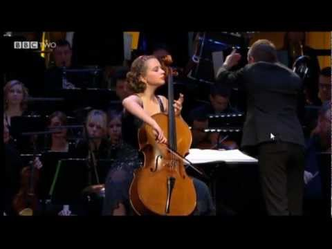 BBC Young Musician 2012 Final Winner - Laura van der Heijden - Walton Cello Concerto