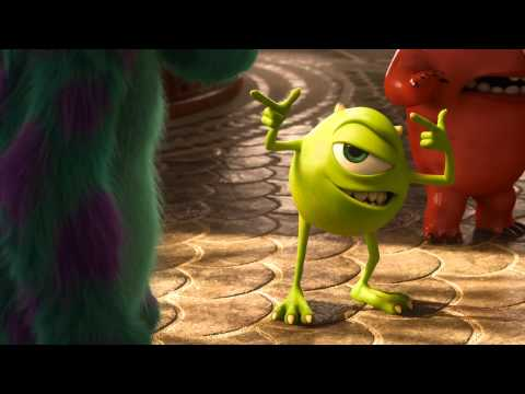 Monsters University: Monstruos de fiesta - Tráiler