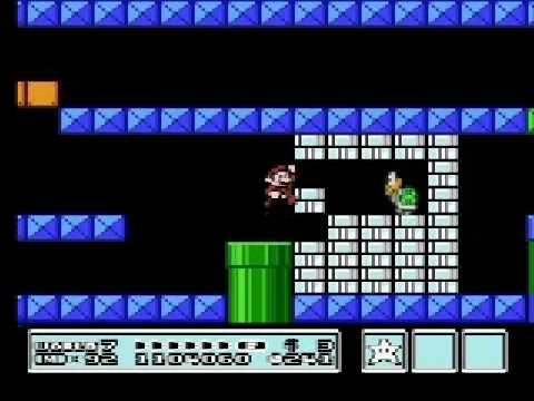 スーパーマリオブラザーズ3 Part 11: Pipe Maze 1/2