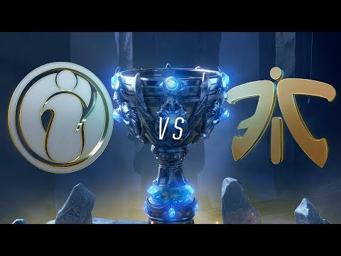 FNC vs IG   Worlds Group Stage Day 8   Fnatic vs Invictus Gaming (2018)