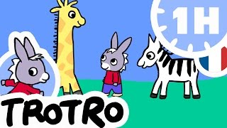 Download Lagu TROTRO - 1 heure - Compilation #01 Gratis STAFABAND