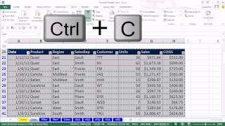 Highline Excel 2013 Class Video 36: Excel Filter For Extracting Records with AND or OR Criteria
