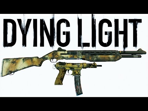 Dying Light The Following Custom Shotgun & SMG Rampage Ultra GTX 980