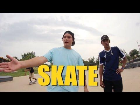 SKATE - RICK VS MATT