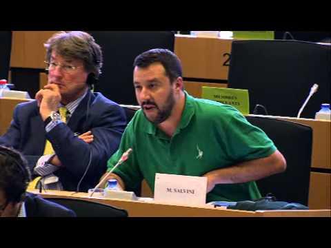 Salvini incalza su dazi e sicurezza dei prodotti, il Commissario Europeo evade la domanda