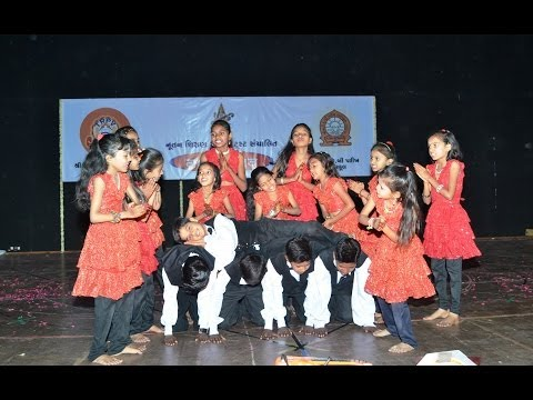 Yeh to Sach hai ki Bhagwan Hai by Smt. K.B. Parikh High School...