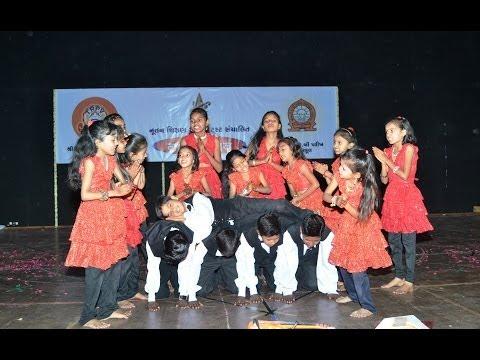 Yeh to Sach hai ki Bhagwan Hai by Smt. K.B. Parikh High School...