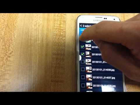Galaxy S5: How to Move or Copy Photos/Videos/Music to SD Card