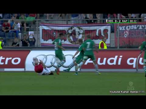 Jonathan Soriano (Red Bull Salzburg) - Elfer FAIL !!! Penalty fail!! 12.08.2012 HD