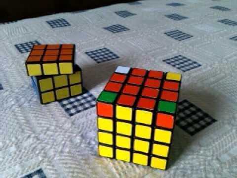 Como resolver el Cubo de Rubik 4x4x4 - Tutorial (3/3)