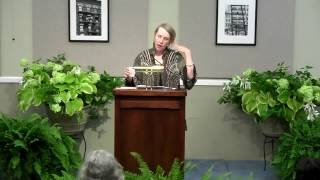 A.E. Stallings Poetry Reading | Sewanee Writers' Conference