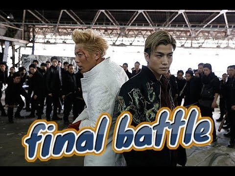 Crows Zero 7 Finall Battle  END OF SKY