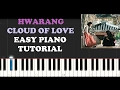 Hwarang Cloud Of Love Easy Piano Tutorial mp3