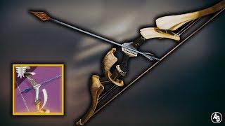 Tyranny of Heaven Raid Bow (Enhanced Legendary Version) | Destiny 2 Forsaken