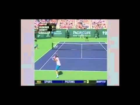 Les points les plus beaux du tennis