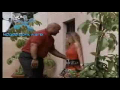 Nicole Eggert is Carried Around Some More Video