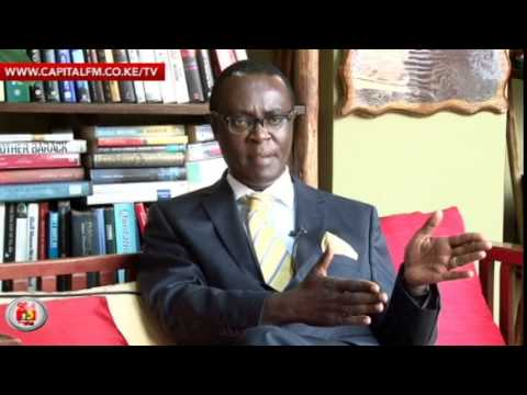 Time for Raila to hang up his political boots and groom Fidel - Ngunyi